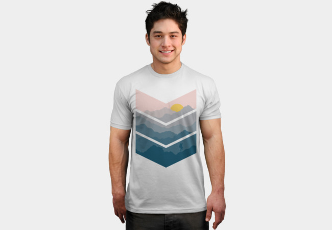 hiking T-Shirt - Design By Humans
