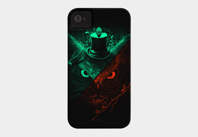 MeOwl Phone Case - Design By Humans