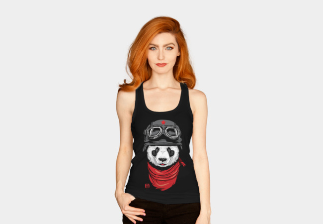 The Happy Adventurer Tank Top - Design By Humans