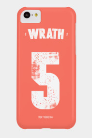 Team 7 Deadly sins - Wrath.