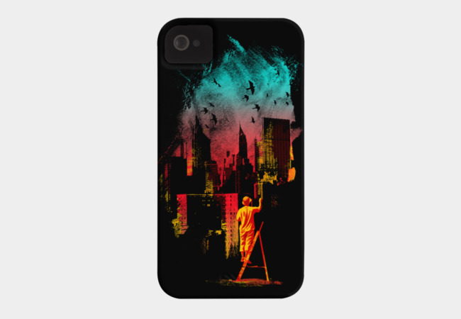 Paint the Reality Phone Case - Design By Humans