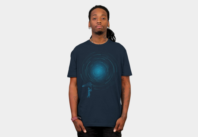 Catch a Star Trail T-Shirt - Design By Humans