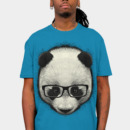 deftcreative wearing Serious Panda by Moncheng