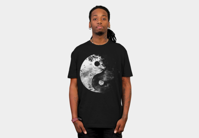 Kung Fu T-Shirt - Design By Humans