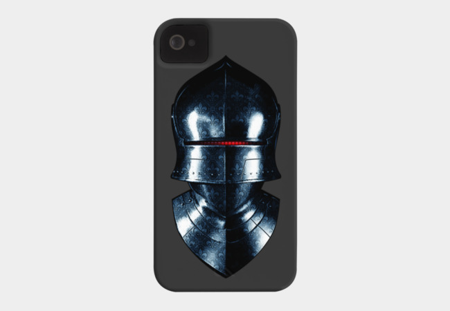 The Knight Phone Case - Design By Humans