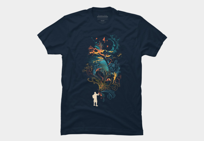 DRAW! Men's T-Shirt