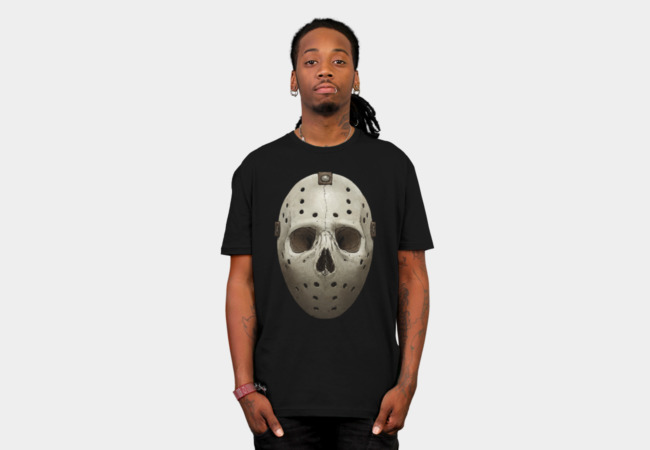 Deadly Mask T-Shirt - Design By Humans