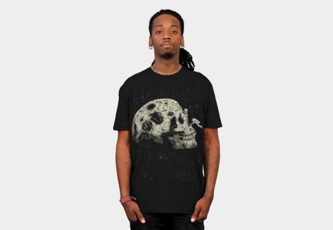 Space Artists T-Shirt - Design By Humans