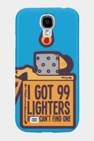 I got 99 Lighters but i can't find one