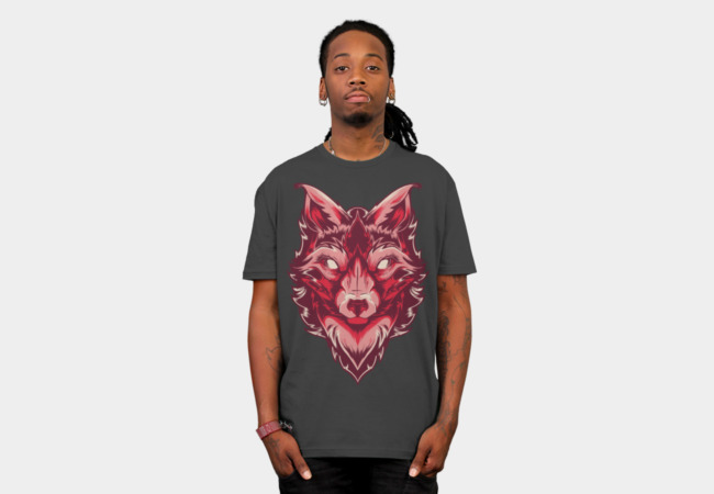 Dire Wolf I T-Shirt - Design By Humans