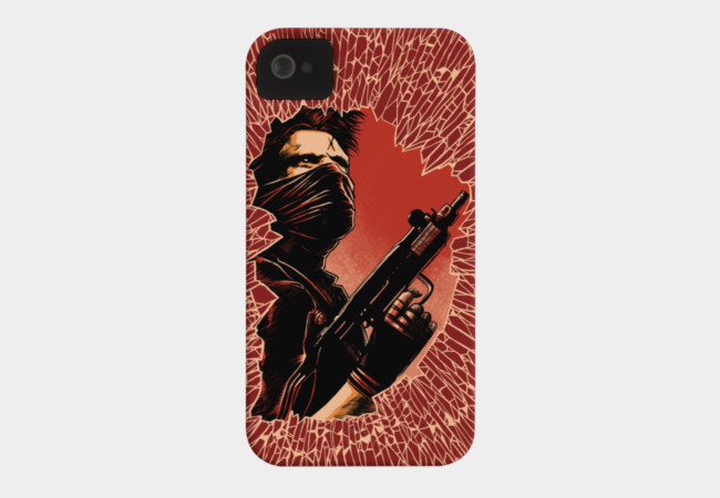 War is over' Phone Case - Design By Humans