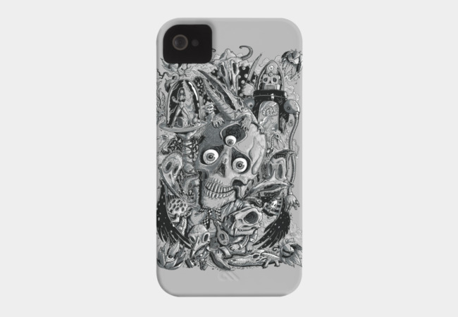 Unlikely friends Phone Case - Design By Humans