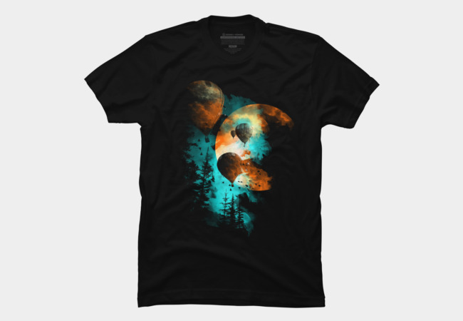 The Night Fliers 2 Men's T-Shirt