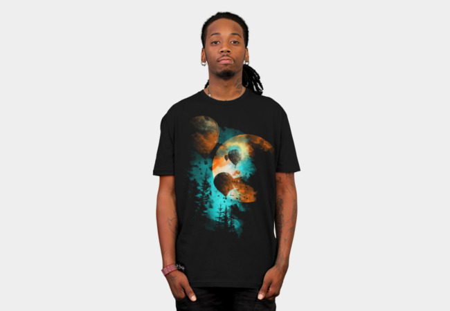 The Night Fliers 2 T-Shirt - Design By Humans