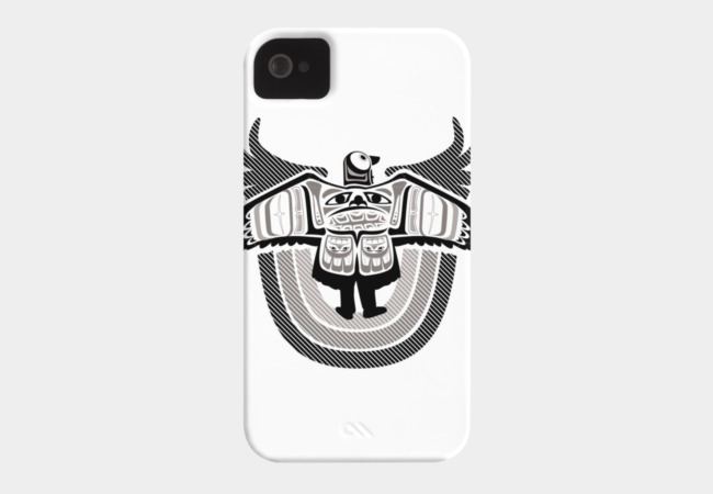 The Bird Costume Phone Case - Design By Humans