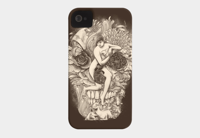 FEMME FATALE v.1 Phone Case - Design By Humans