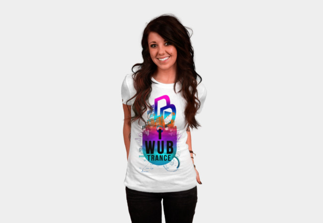 I Wub Trance T-Shirt - Design By Humans