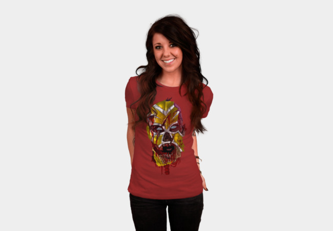 Luchagore T-Shirt - Design By Humans