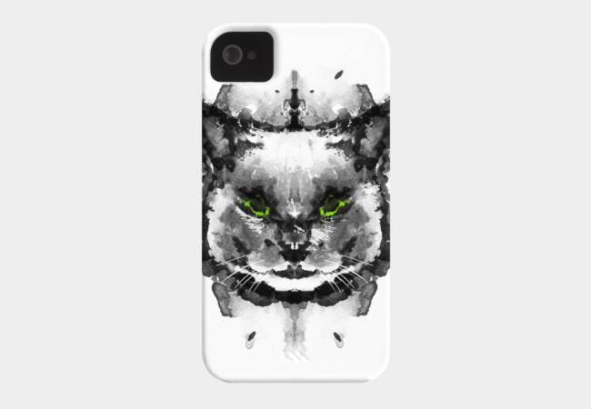 CRAZY ABOUT CATS Phone Case - Design By Humans