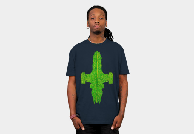 Leaf T-Shirt - Design By Humans