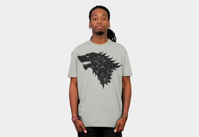 Starks - New Beginning T-Shirt - Design By Humans