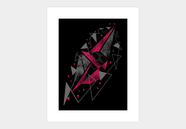 Strike Art Print - Design By Humans