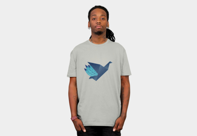 Bird T-Shirt - Design By Humans