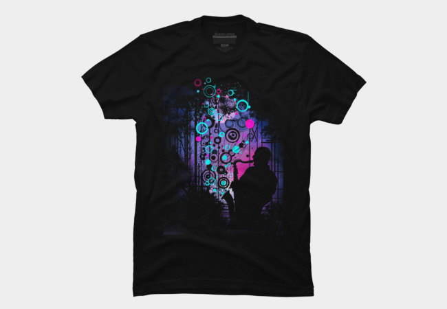 Midnight Blue Men's T-Shirt