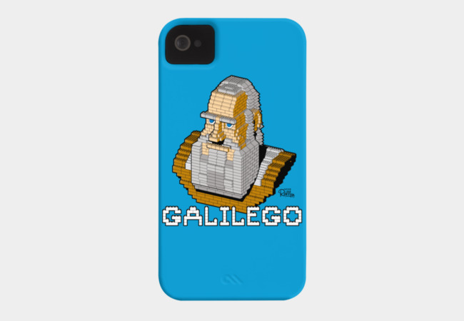 GaliLEGO Phone Case - Design By Humans