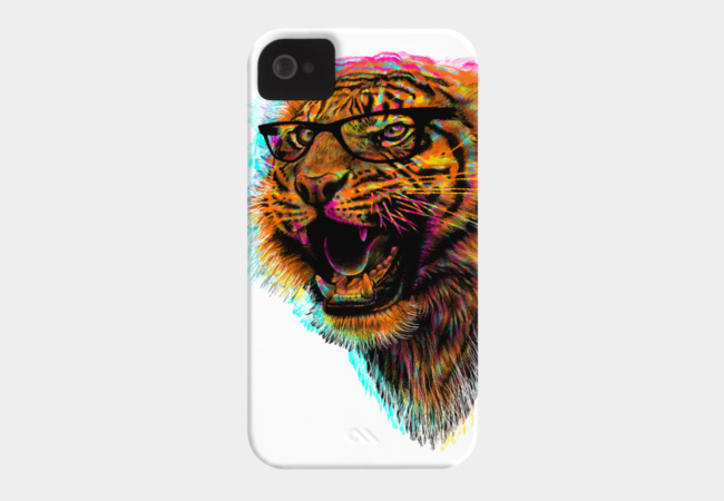 TigreArt Phone Case - Design By Humans