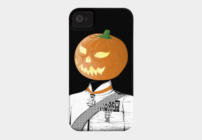 Sir Halloween Phone Case - Design By Humans