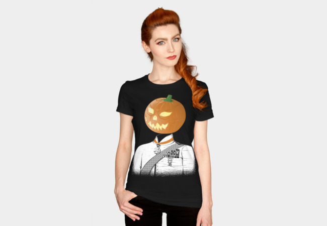 Sir Halloween T-Shirt - Design By Humans