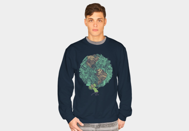 Prince Atlas Sweatshirt - Design By Humans