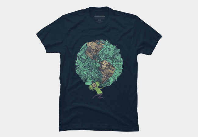 Prince Atlas Men's T-Shirt