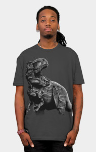 jurassic newspapper