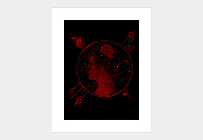 Your Universe Art Print - Design By Humans