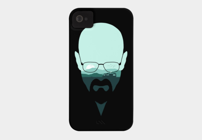 Heisenberg Phone Case - Design By Humans