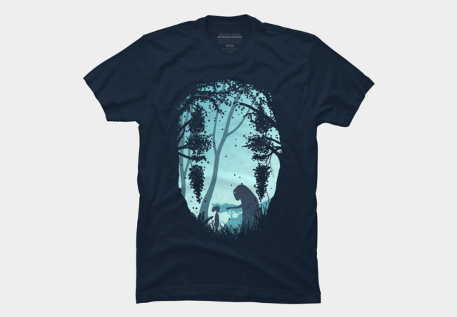 Lonely Spirit Men's T-Shirt