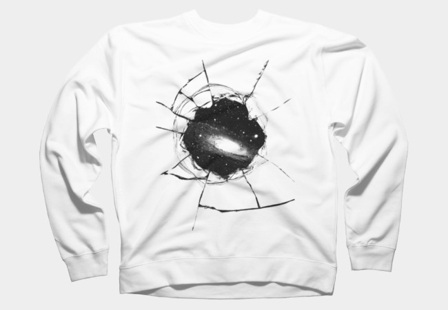 Interdimensional Space Breach Sweatshirt
