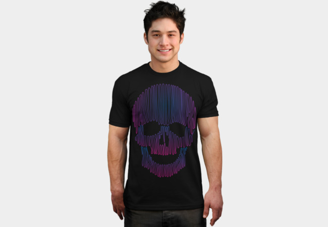 Skullidelic T-Shirt - Design By Humans