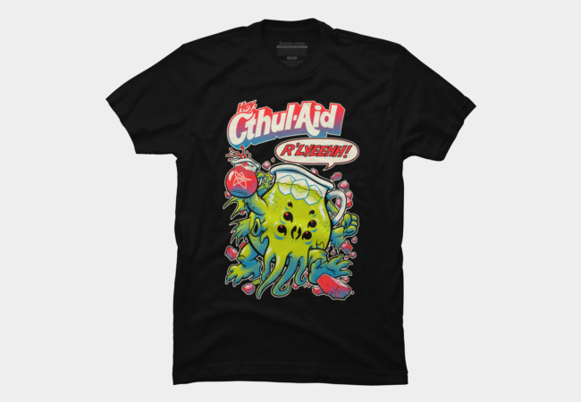 CTHUL-AID Men's T-Shirt