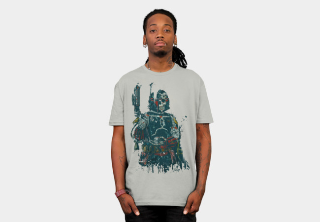 Fett T-Shirt - Design By Humans