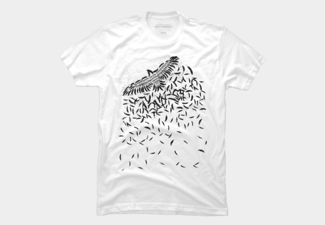 Of a feather Men's T-Shirt