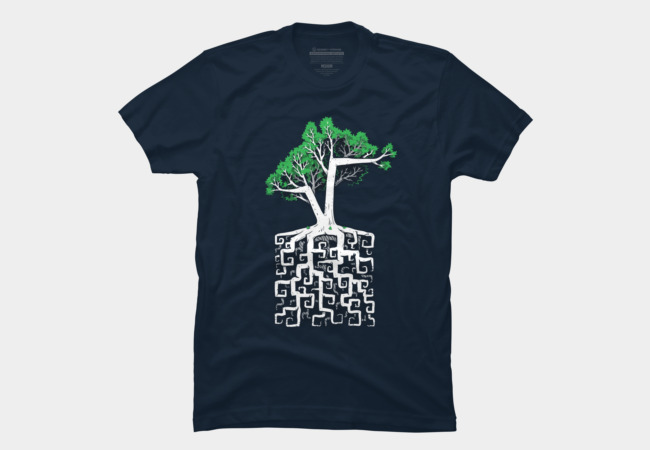 Square Root Men's T-Shirt