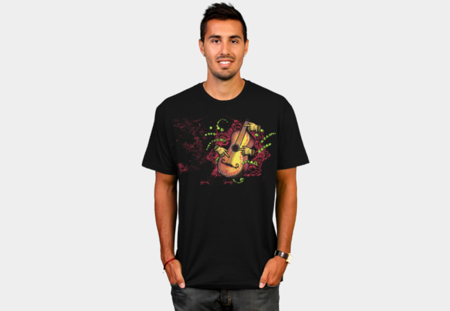laGuitarra T-Shirt - Design By Humans