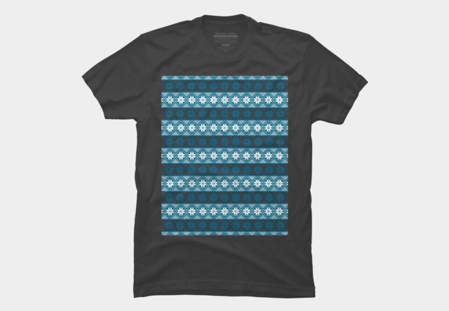 Nordic 01 Pattern Men's T-Shirt