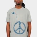 Tauri wearing bird sewing peace 2 by kharmazero