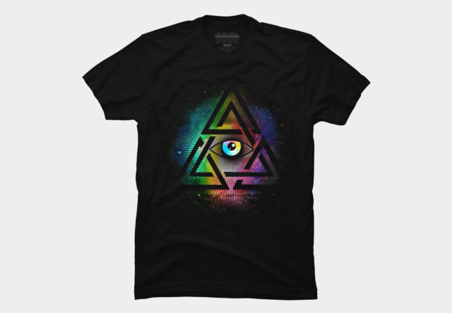 Eye of Horus Men's T-Shirt