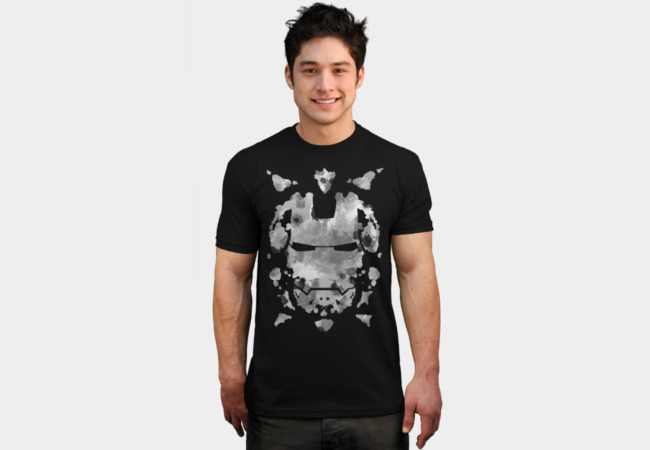 The Rorschach test T-Shirt - Design By Humans