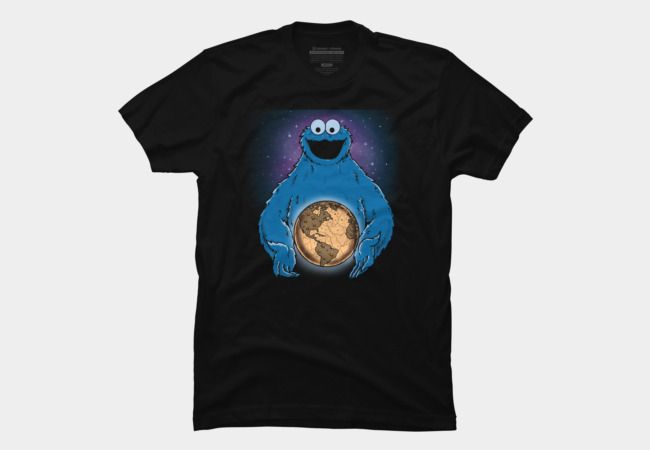 Cookie World Men's T-Shirt